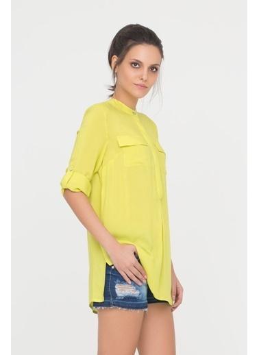 GIZIA Gömlek Yeşil